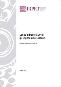 cover Nota legge stabilità