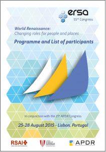 Cover ersa Programme