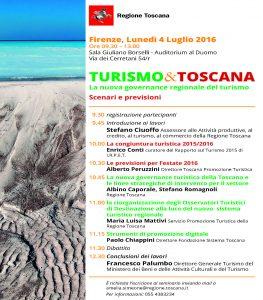 cover Turismo&Toscana 2016