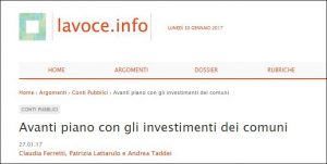 cover lavoceinfo