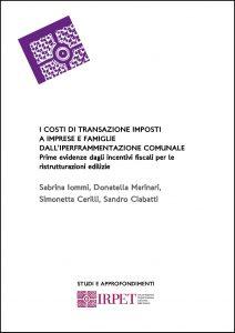 cover S&A Costi framm_imprese_famiglie Iommi 27.12