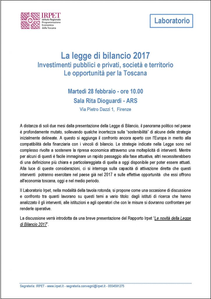 Laboratorio Irpet 28.02.2017_Pagina_1