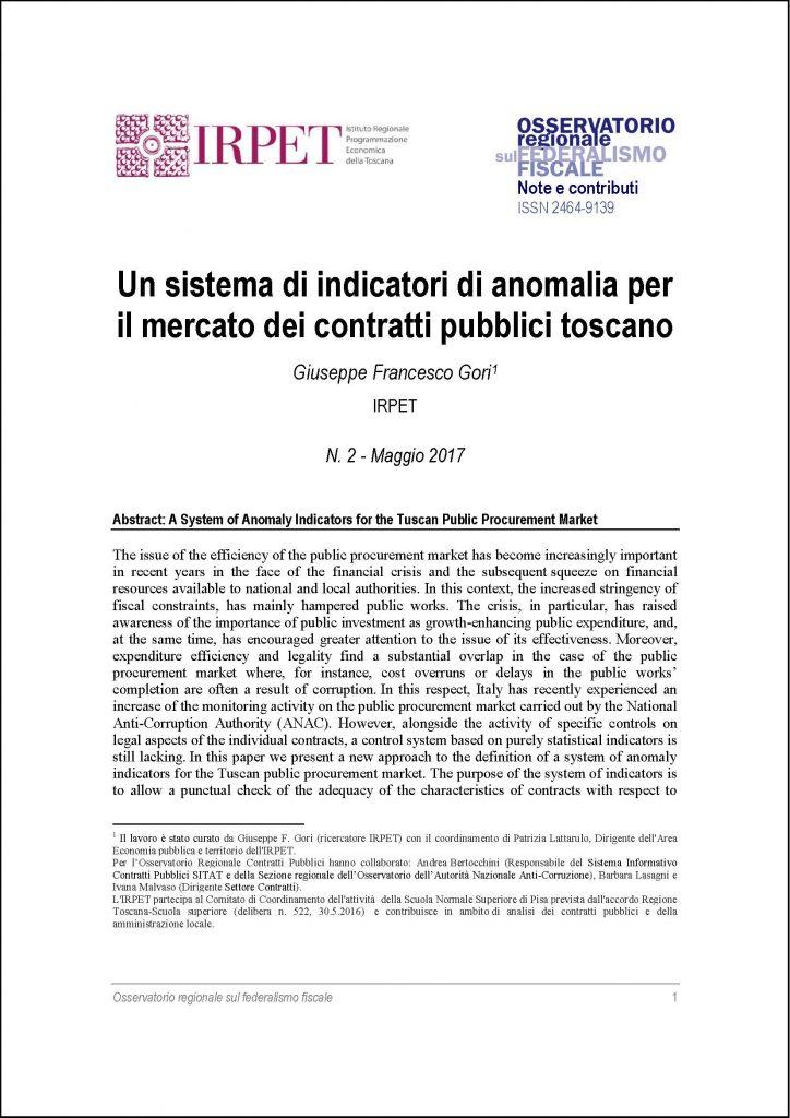 mercato dei contratti pubblici toscano