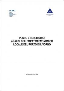 Cover rapporto_irpet_porto