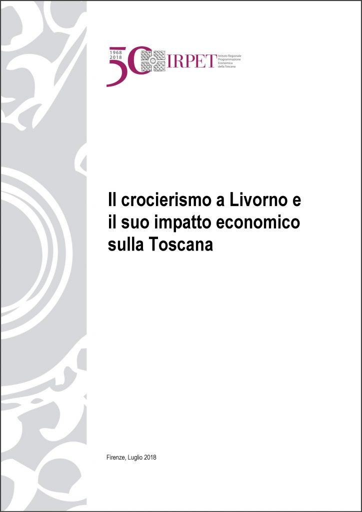cover Rapporto Il crocierismo a Livorno 19_07_2018