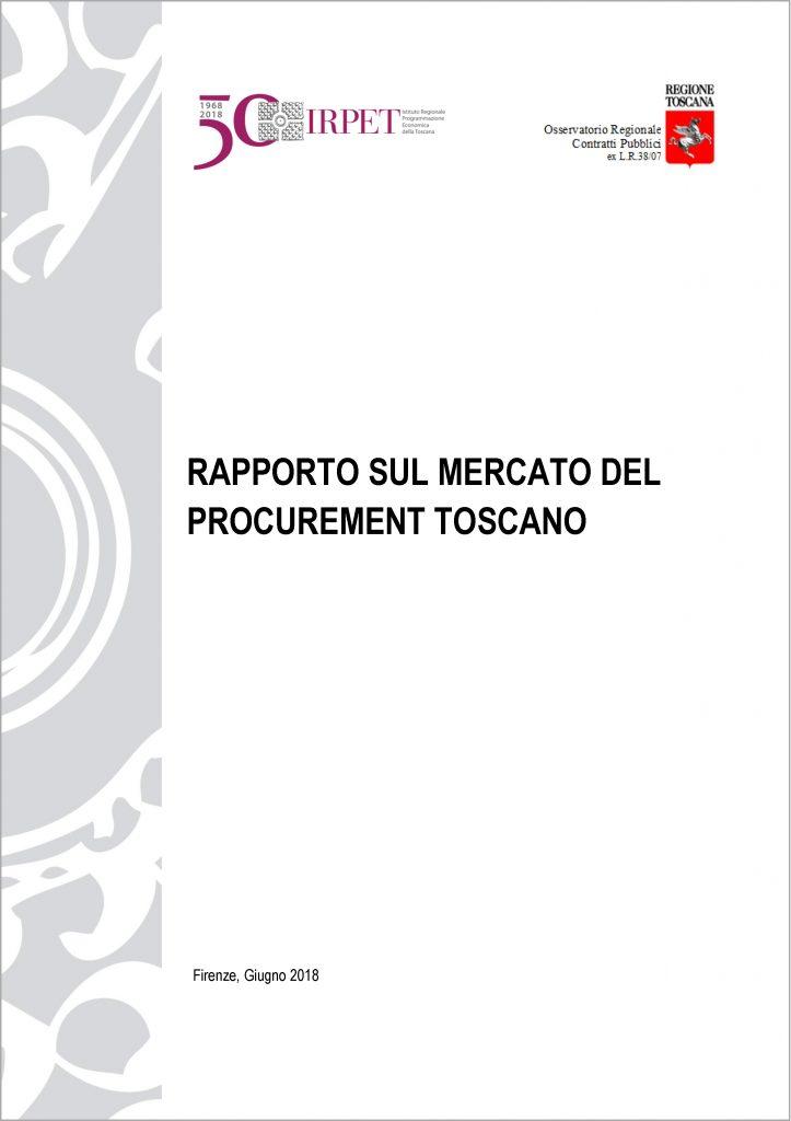 cover Rapporto mercato procurement 06.2018