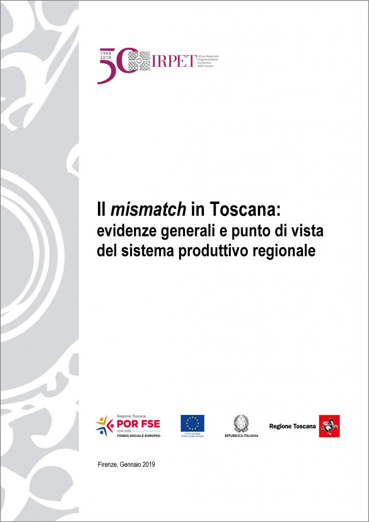 cover Il mismatch in Toscana