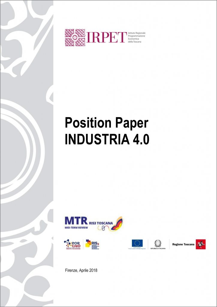 cover da PP Industria 4.0