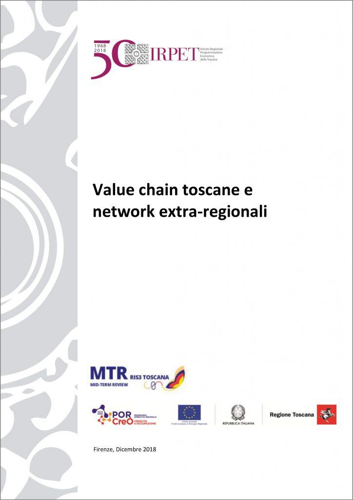cover Rapporto_Value chain toscane e network extra regionali