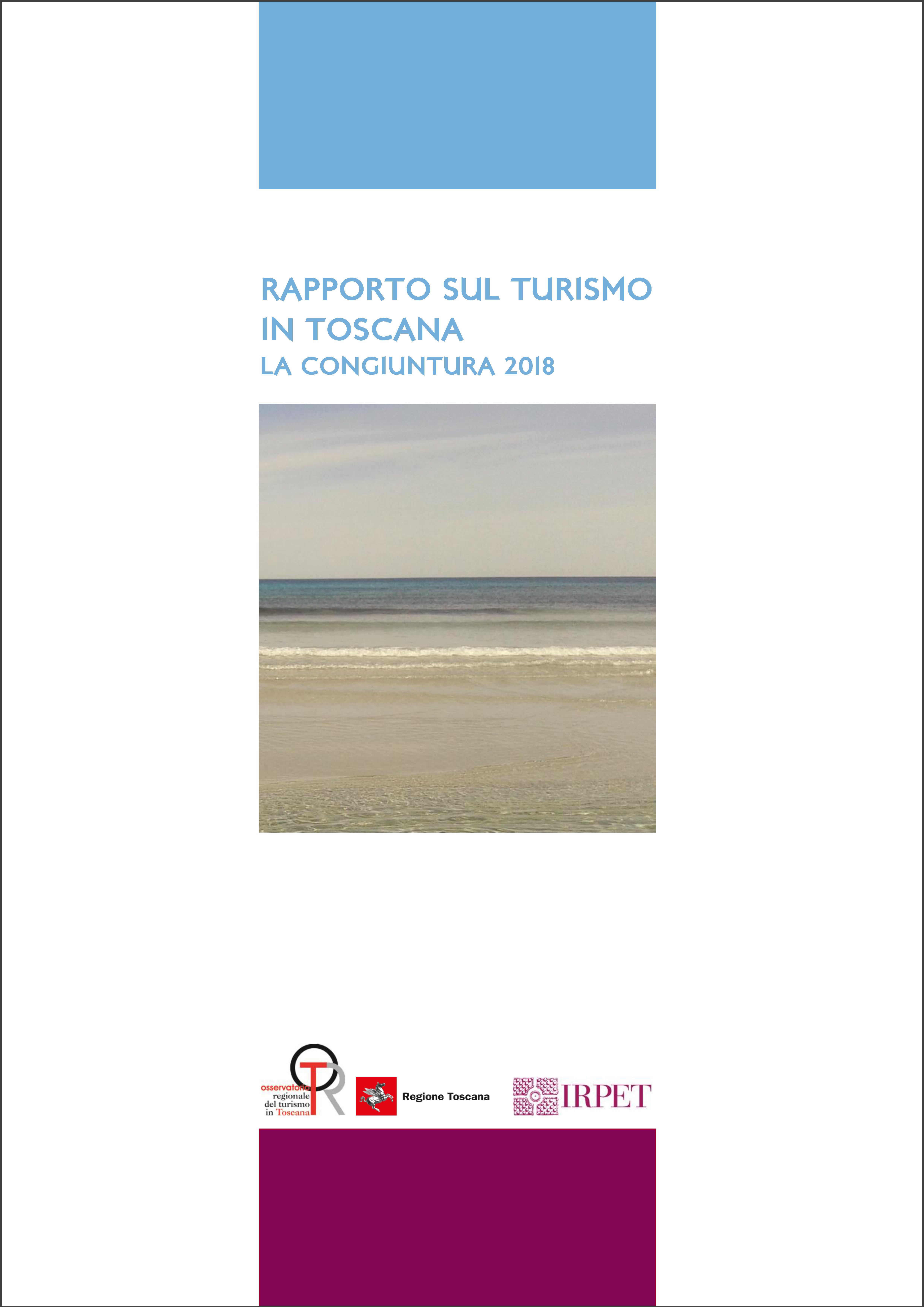 cover Rapporto_Turismo_Toscana_2019