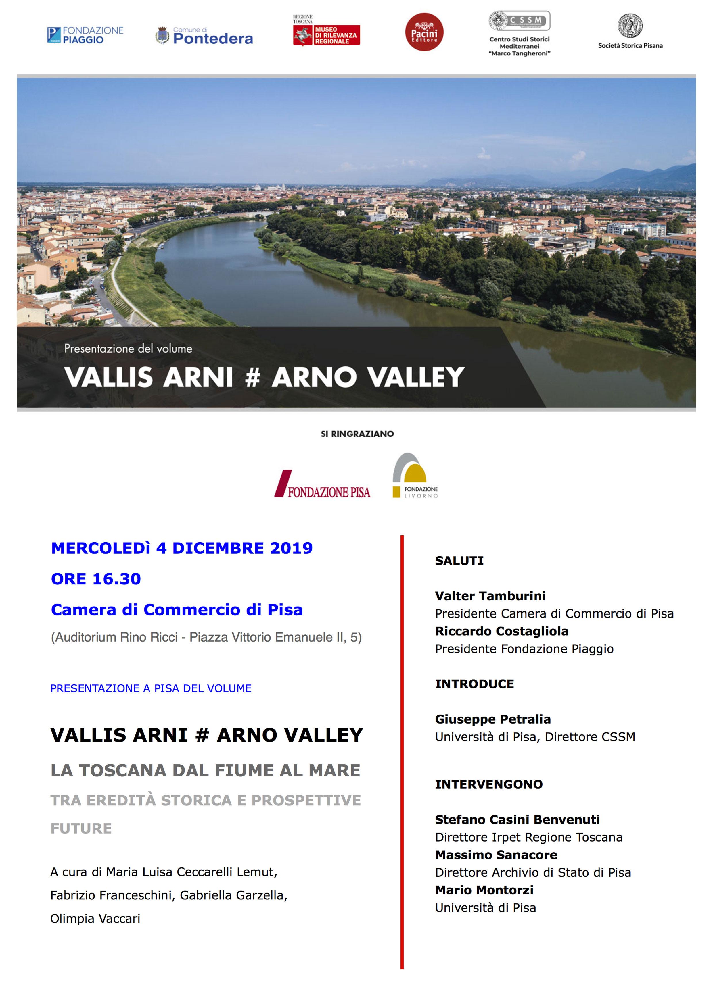 PRESENTAZIONE Arno Valley