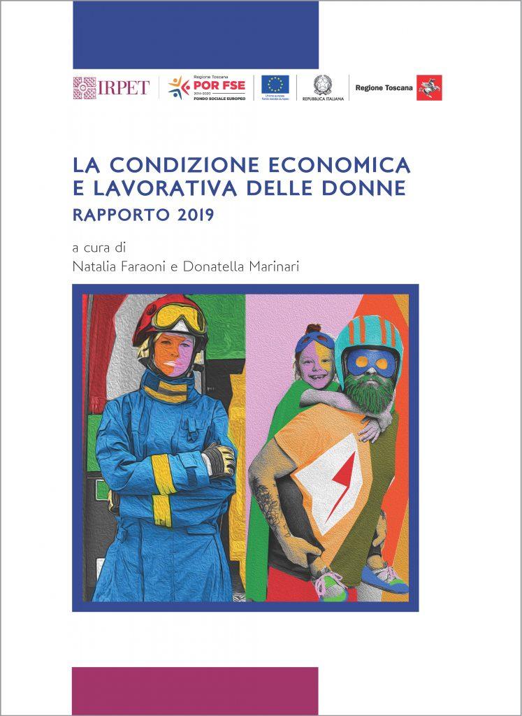cover Volume Rapporto Donne 2019
