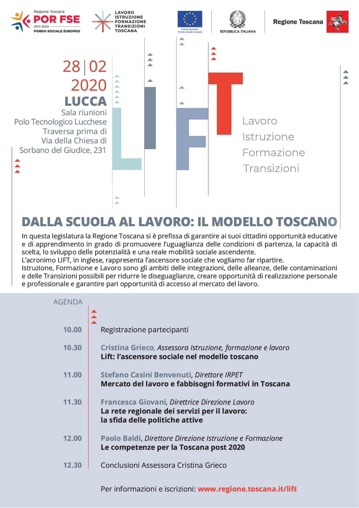 INVITO LIFT_LUCCA