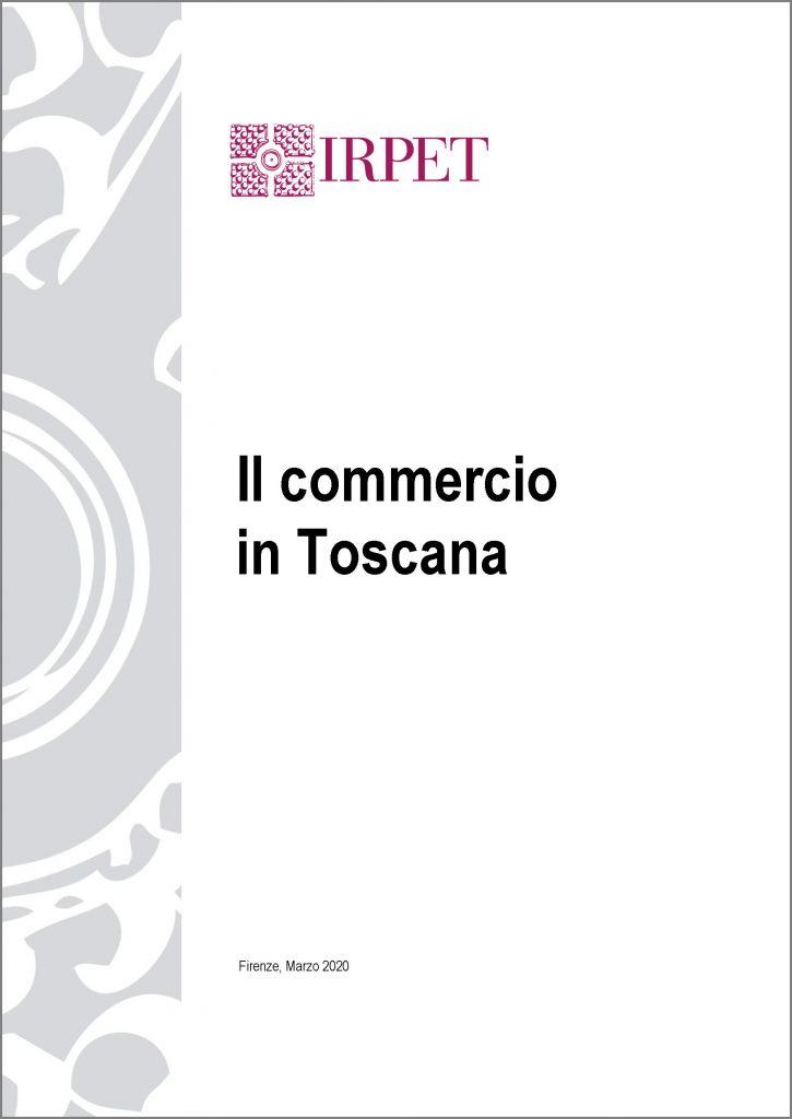 cover Il commercio in Toscana marzo_2020