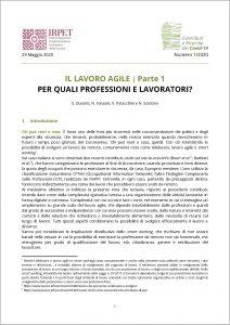 cover C&R Covid-19 n.1 29.05.2020