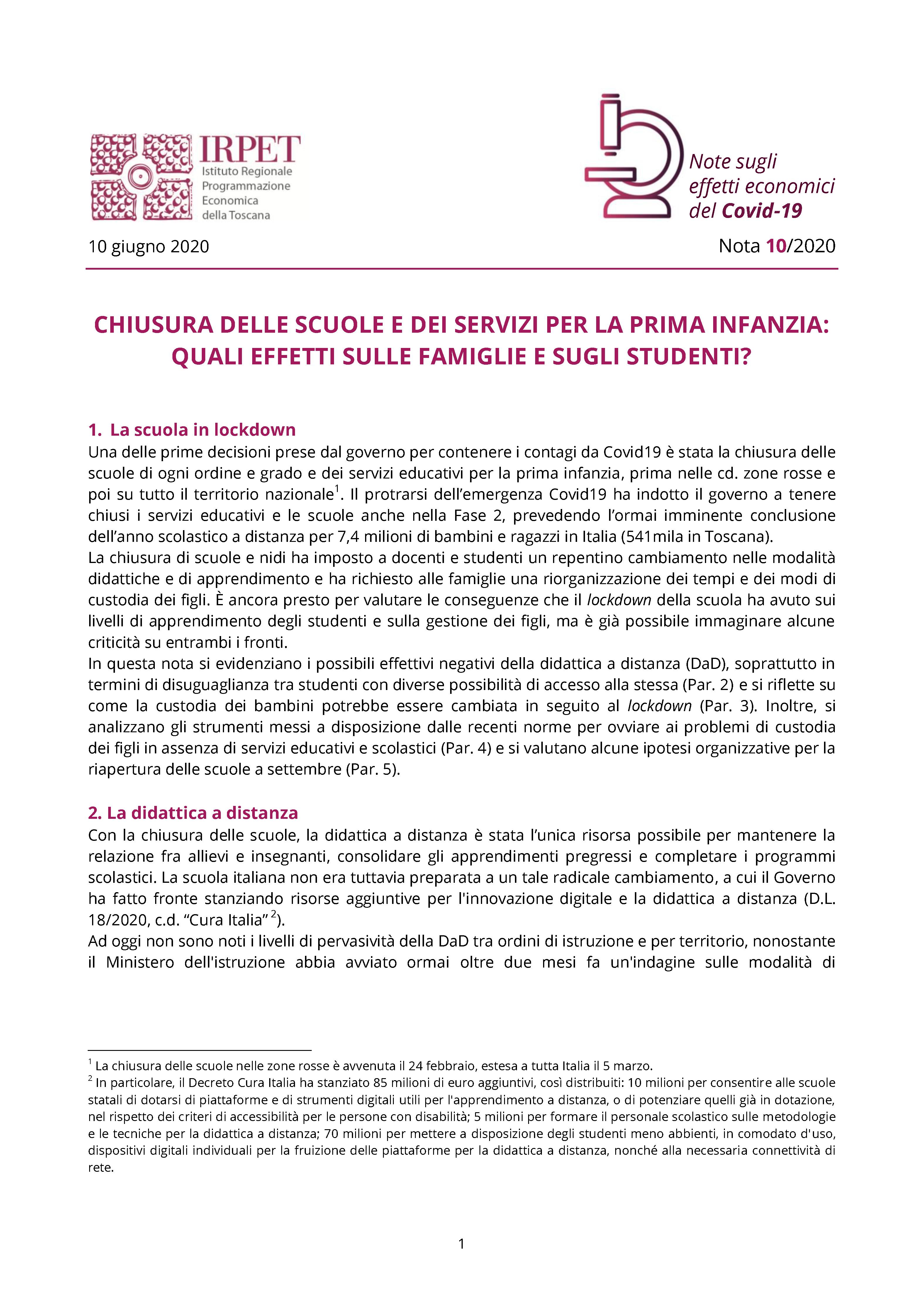 cover Nota 10 Covid-19 10.06.2020