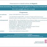 IRPET Programma 15 luglio 2020