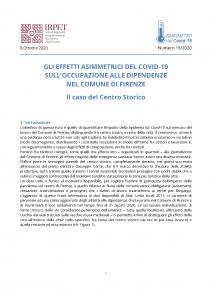 cover Barometro n. 15 8.10.2020
