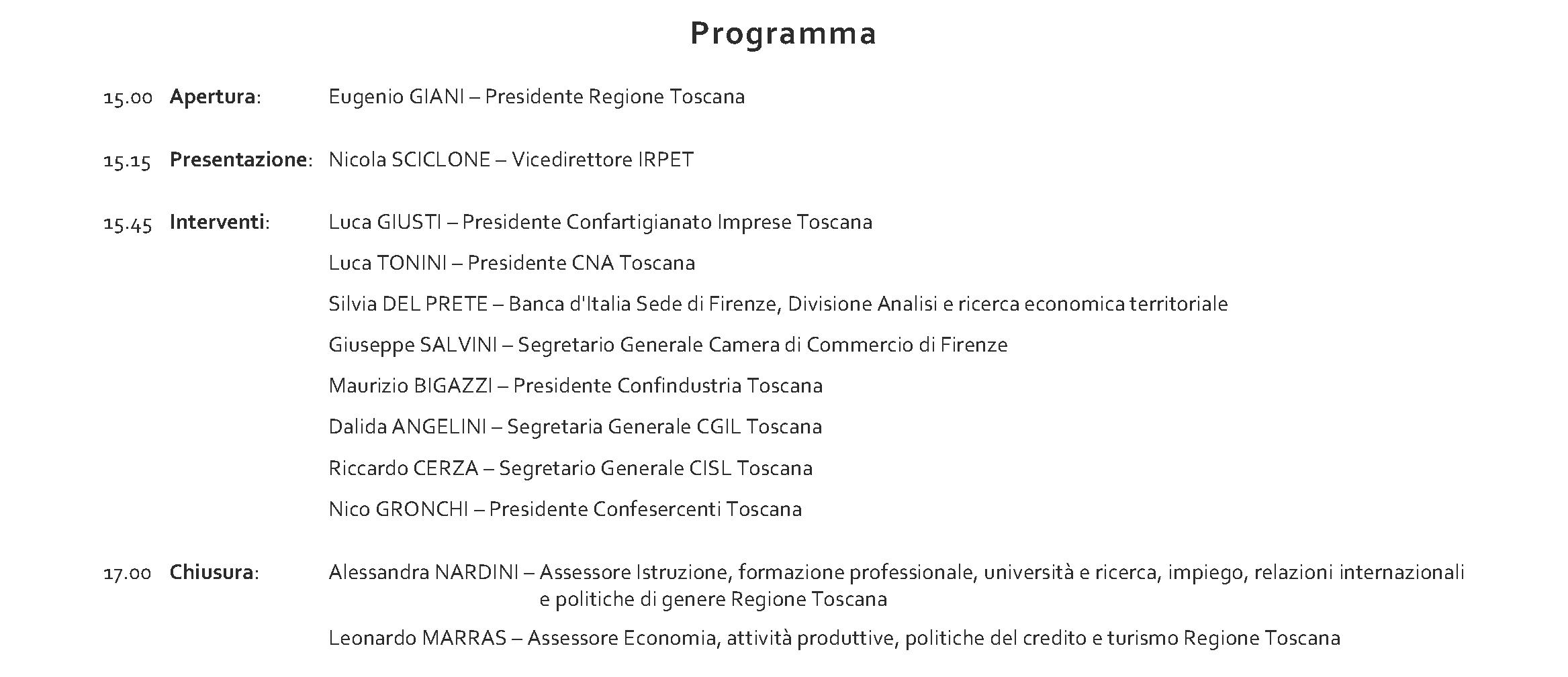 Programma IRPET 28.04.2021 15.00