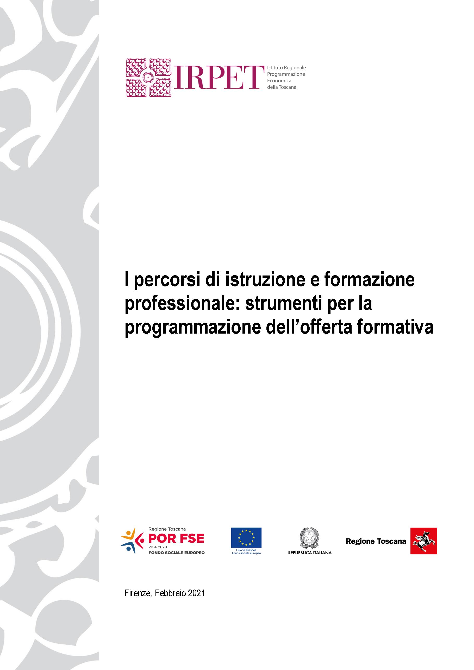 COVER Percorsi IeFP febbraio 2021