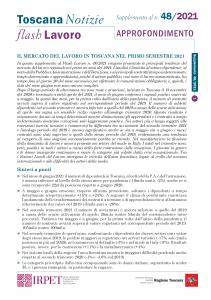 Supplemento Flash Lavoro n.48_2021